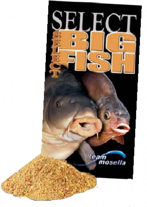 Mosella Fertigfutter Select Big Fish
