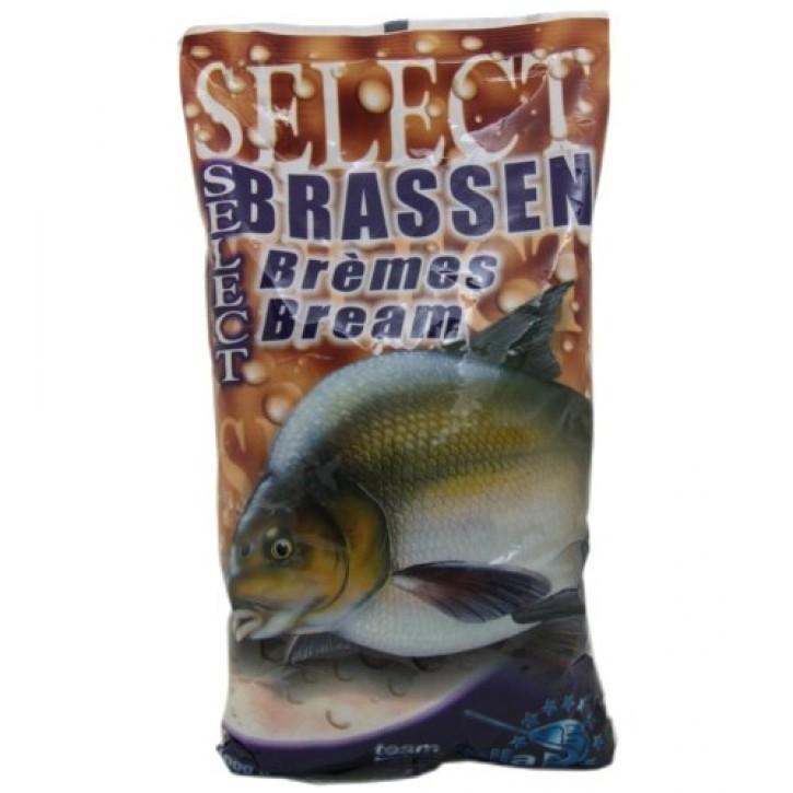 Mosella Fertigfutter Select Brassen
