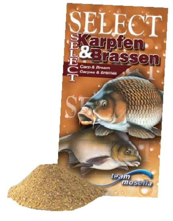Mosella Fertigfutter Select Karpfen-Brassen