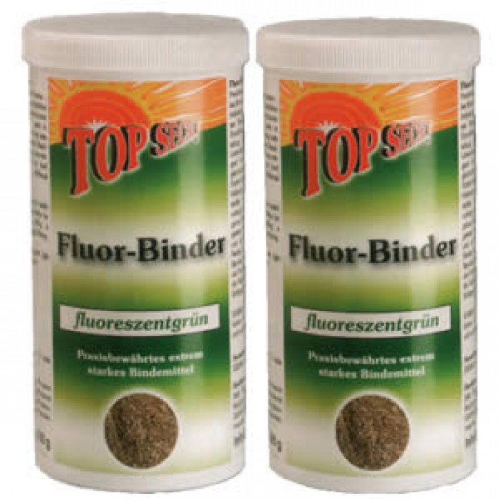 TOP SECRET FLUOR BINDER FLUOR-GRÜN