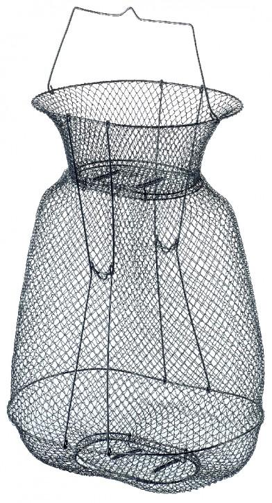Jenzi Metall-Setzkescher Oval aufstellbar