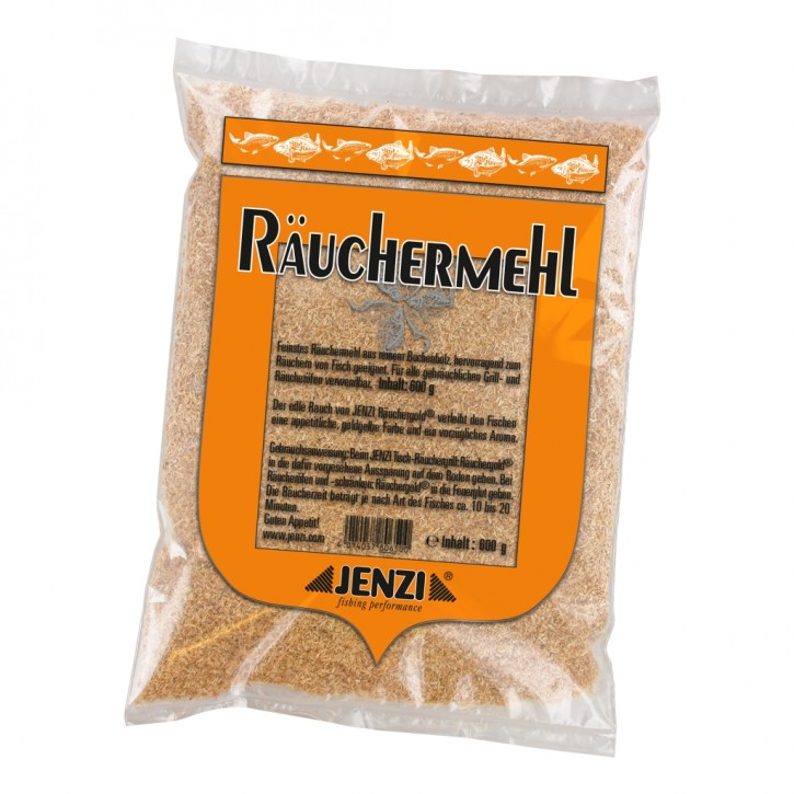 """Jenzi Räuchermehl """"Räuchermehl"""", 600g-Beutel"""