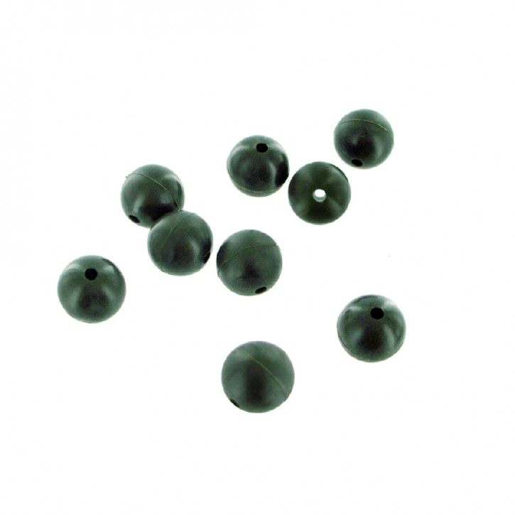 Jenzi Soft-Beads 4mm green