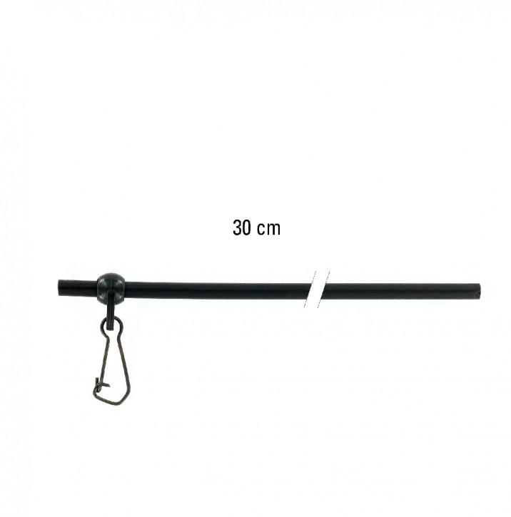 Jenzi Ledger-Anti-Tangle-Boom, gerade 30 cm