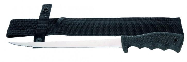 Jenzi Outdoor-Filetiermesser Klinge 15cm