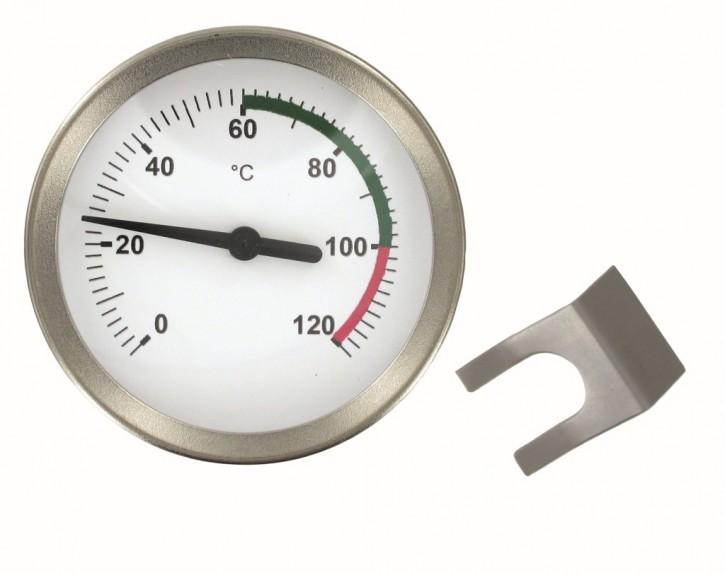 Jenzi Thermometer für Räucherofen