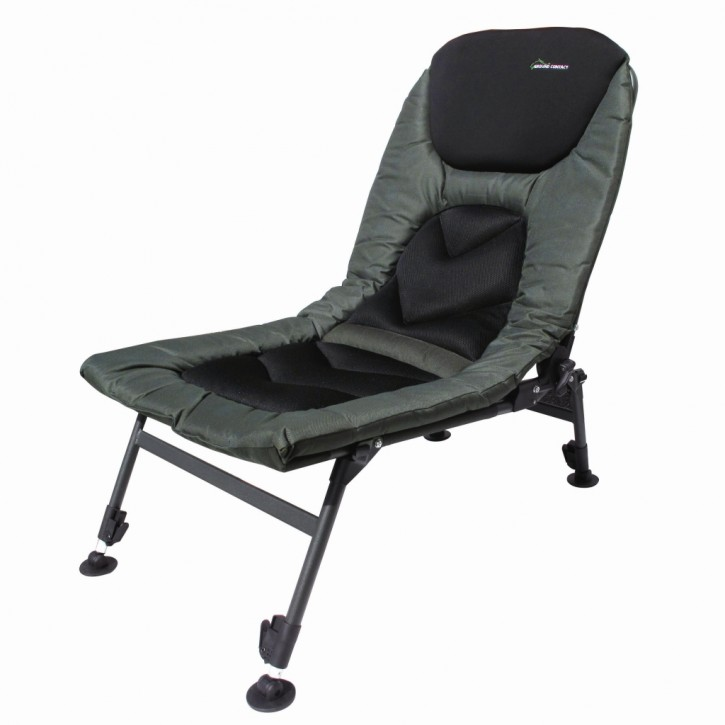 Jenzi GROUND CONTACT Comfort Chair Karpfenstuhl