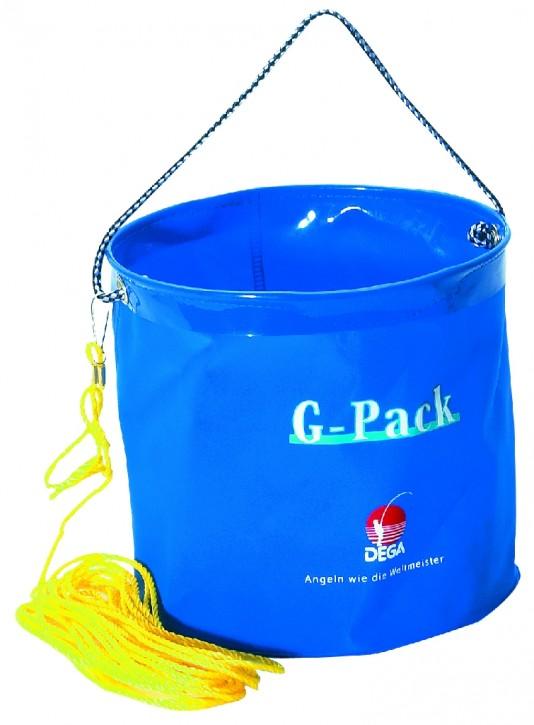 Dega Falteimer G-Pack blue - open