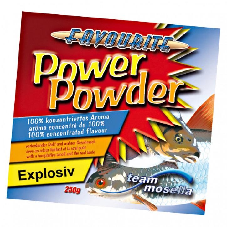 Mosella Aroma Power Powder Explosiv