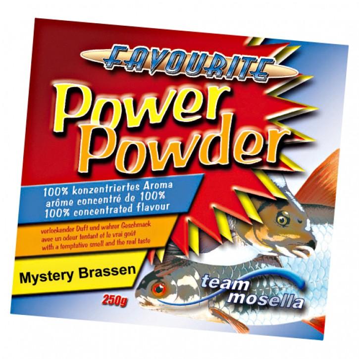 Mosella Aroma Power Powder Mystery Brassen
