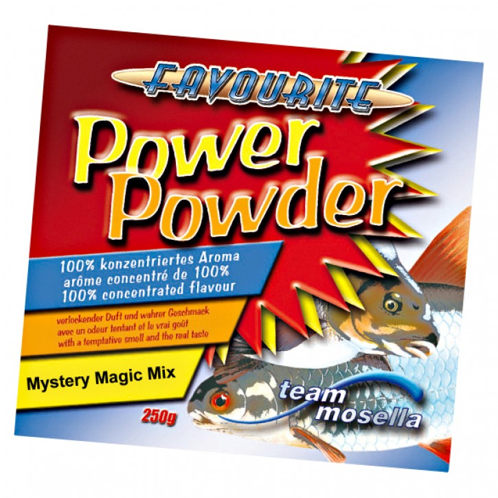 Mosella Aroma Power Powder Mystery Magic Mix