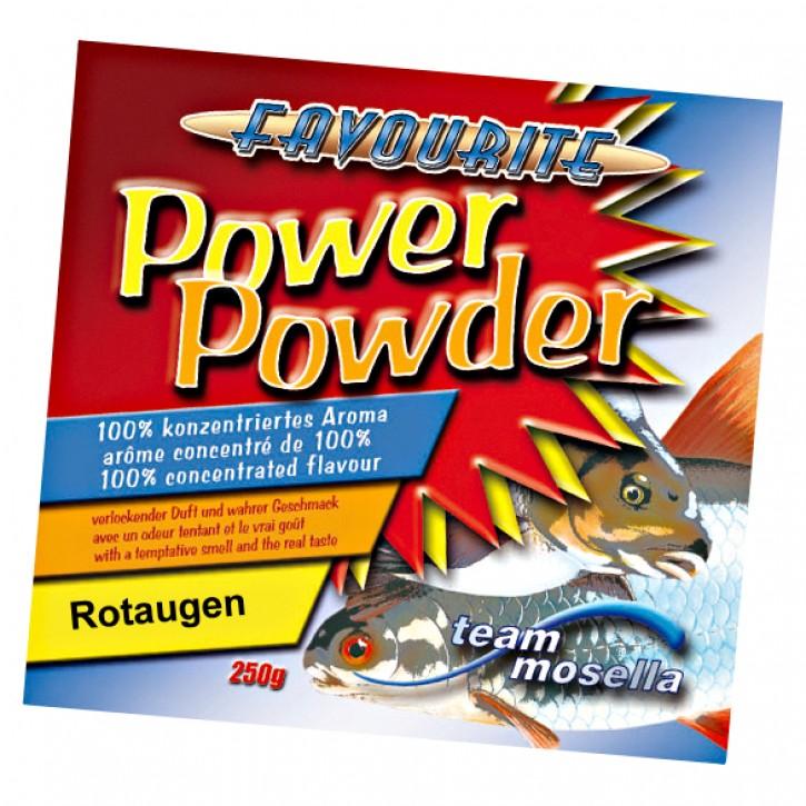 Mosella Aroma Power Powder Rotaugen