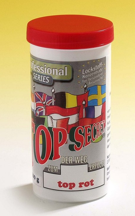 Top Secret Intensiv Lockstoffkonzentrat Top Rot